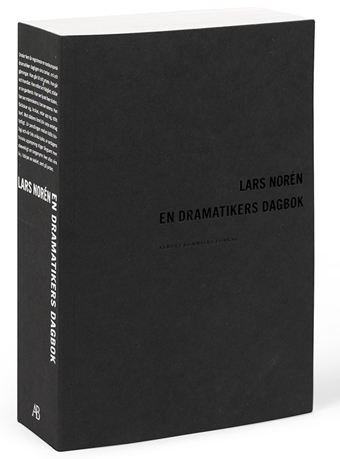 En dramatikers dagbok, Lars Norén, Albert Bonniers Förlag, 2008.