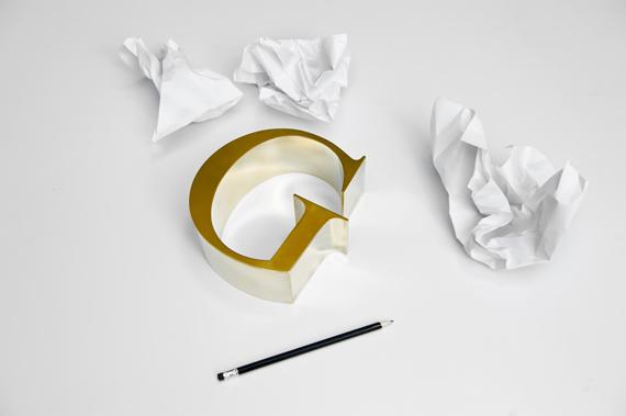 Guldskrift - Best Copywriter, Prize Trophy – 2010
