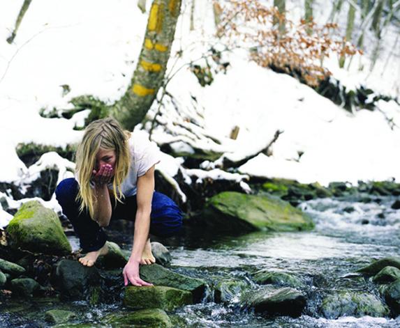 River drink us